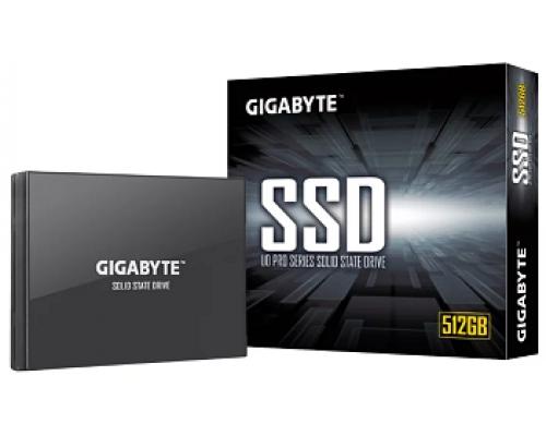 """Накопитель SSD 2,5"""" 512Gb Gigabyte UD PRO GP-GSTFS30512GTTD"""