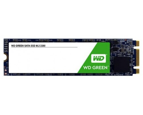 Накопитель SSD m.2 120Gb WD Green WDS120G2G0B