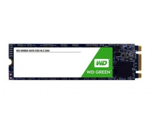 Накопитель SSD m.2 240Gb WD TLC Green WDS240G2G0B RTL