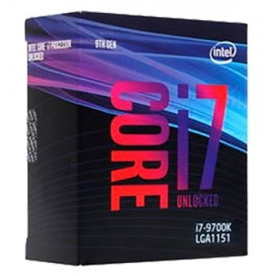 Процессор 1151v2 Intel Core i7 9700K 3600Mhz BOX
