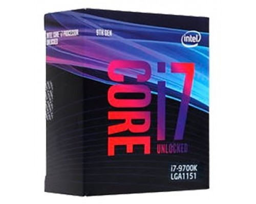 Процессор 1151v2 Intel Core i7 9700K 3600Mhz BOX