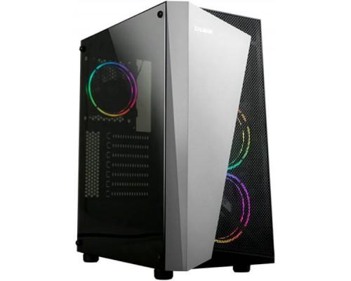 Корпус ATX Zalman S4 Plus Black