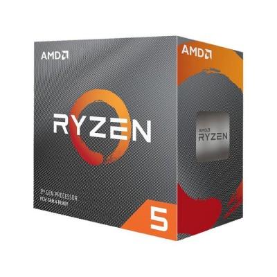 Процессор AM4 AMD Ryzen R5-3600XT 3800Mhz BOX