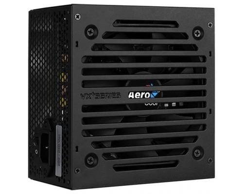Блок питания ATX 650W Aerocool VX-650 Plus