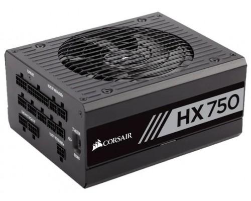 Блок питания ATX 750W Corsair HX750 (CP-9020137-EU)