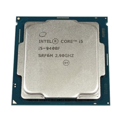 Процессор 1151v2 Intel Core i5 9400F 2900Mhz OEM