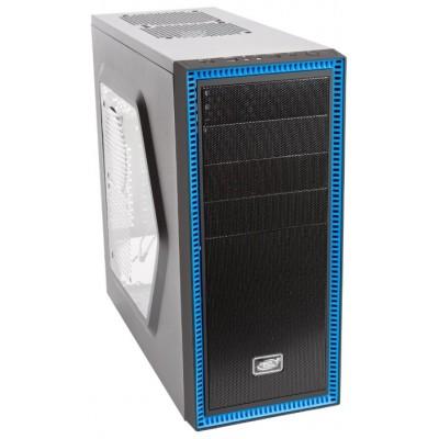 Корпус ATX Deepcool Tesseract SW Blue