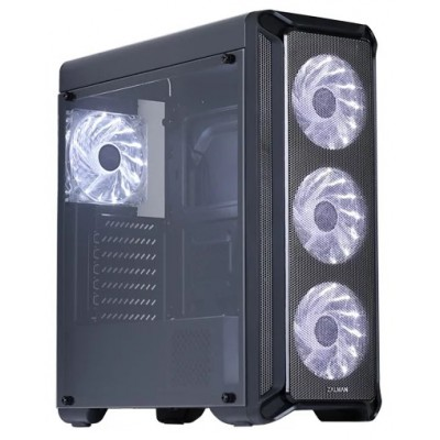 Корпус ATX Zalman I3 Black