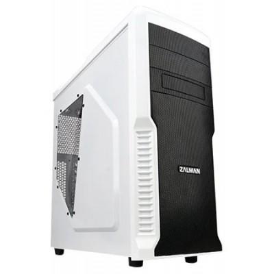 Корпус ATX Zalman Z3 Plus White