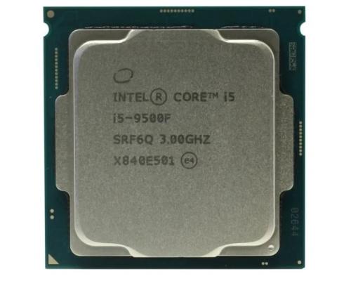 Процессор 1151v2 Intel Core i5 9500F 3000Mhz OEM