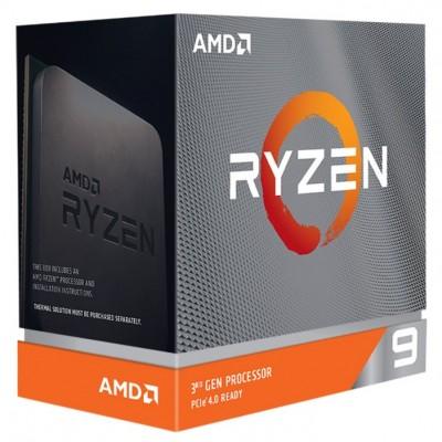 Процессор AM4 AMD Ryzen R9-3950X 3500Mhz BOX