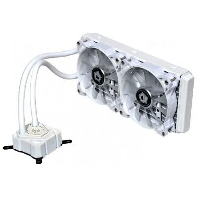 Комплект водяного охлаждения ID-COOLING ZOOMFLOW 240 (Black/RGB) 250W all Intel/AMD (120х120х25,900-
