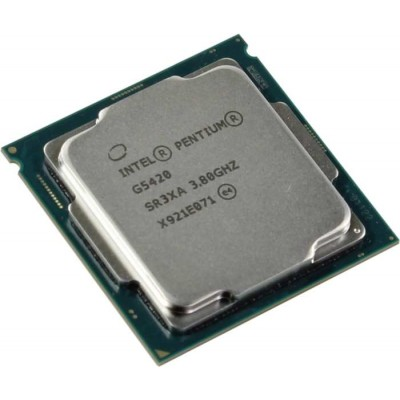 Процессор 1151v2 Intel Pentium G5420 3800Mhz OEM