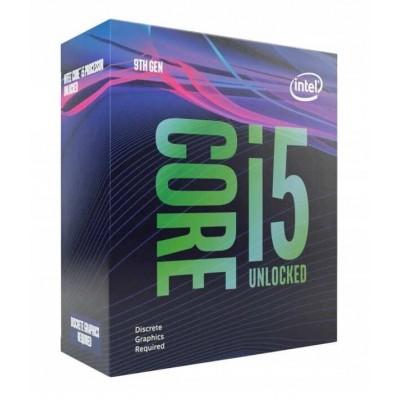 Процессор 1151v2 Intel Core i5 9600KF 3700Mhz BOX